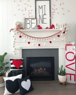 Outstanding Valentine Day Decorations Ideas That You Will Love 23