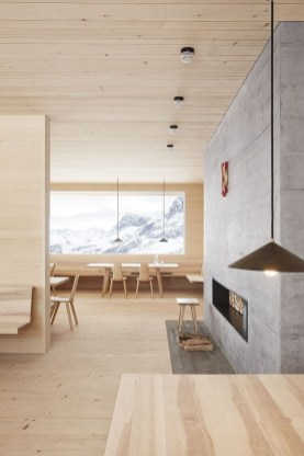 Pretty Scandinavian House Design Ideas With Wood Characteristics To Try 35
