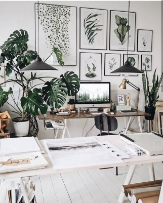Splendid Workspaces Design Ideas That Mom Will Love 17