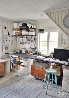 Splendid Workspaces Design Ideas That Mom Will Love 22
