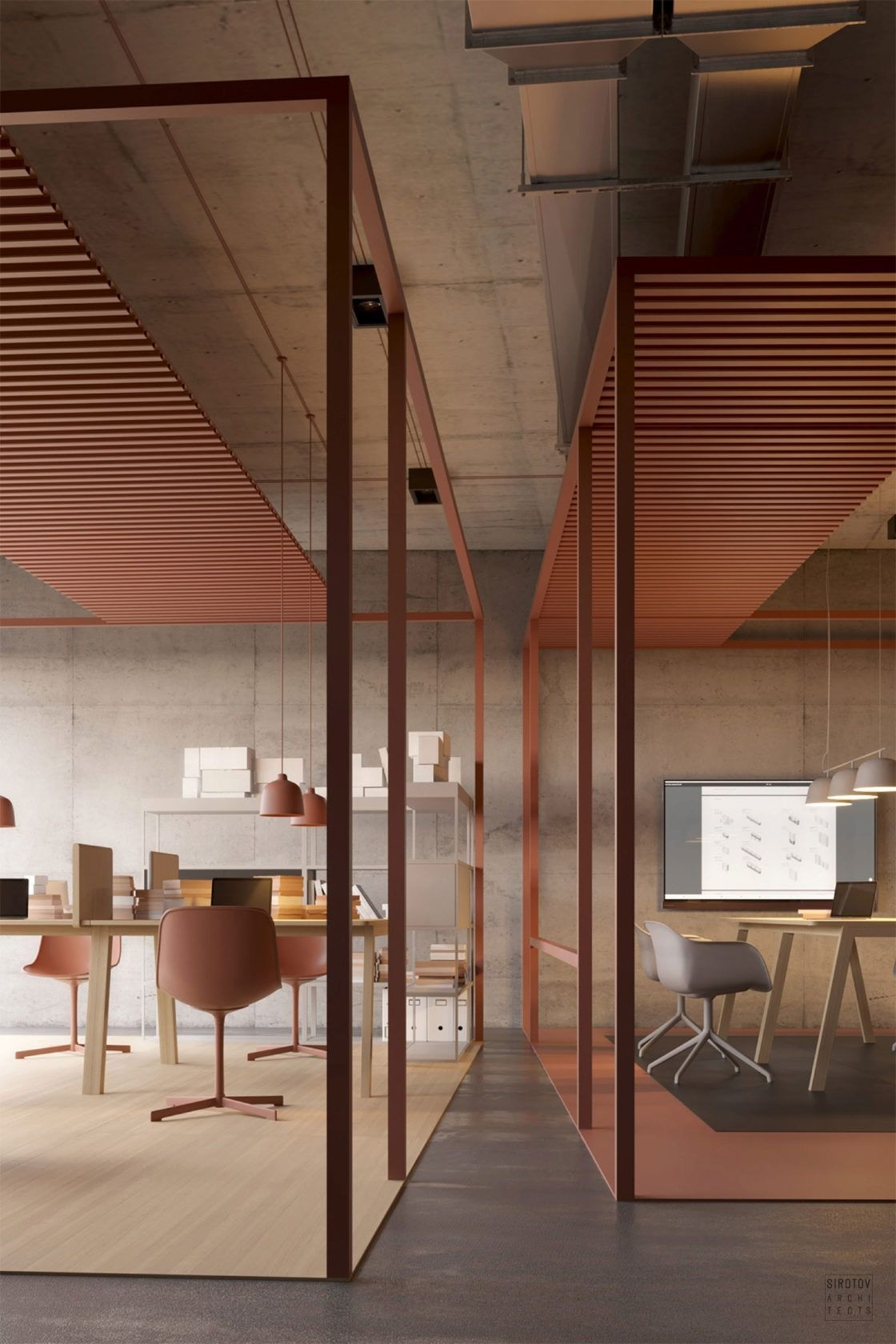 Splendid Workspaces Design Ideas That Mom Will Love 33