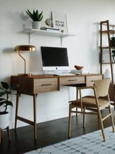 Splendid Workspaces Design Ideas That Mom Will Love 50