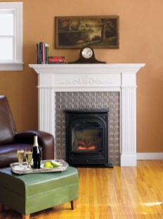 Superb Fireplaces Design Ideas Without Fire To Try In Your Home 04