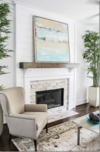 Superb Fireplaces Design Ideas Without Fire To Try In Your Home 13