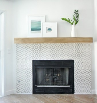 Superb Fireplaces Design Ideas Without Fire To Try In Your Home 27