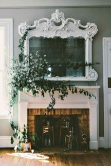 Superb Fireplaces Design Ideas Without Fire To Try In Your Home 28