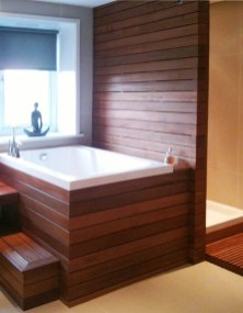 Adorable Japanese Soaking Bathtubs Design Ideas That Will Inspire You 01