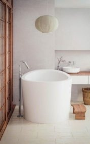 Adorable Japanese Soaking Bathtubs Design Ideas That Will Inspire You 04
