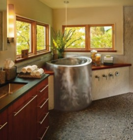 Adorable Japanese Soaking Bathtubs Design Ideas That Will Inspire You 05