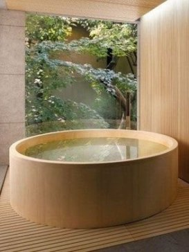 Adorable Japanese Soaking Bathtubs Design Ideas That Will Inspire You 09
