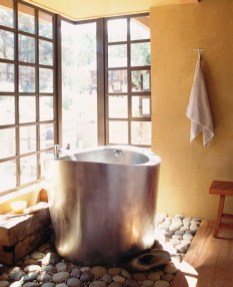 Adorable Japanese Soaking Bathtubs Design Ideas That Will Inspire You 10