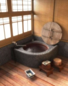 Adorable Japanese Soaking Bathtubs Design Ideas That Will Inspire You 13