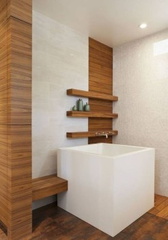 Adorable Japanese Soaking Bathtubs Design Ideas That Will Inspire You 26