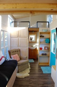 Adorable Tiny Houses Design Idea With 160 Square Feet That You Need To Try 14