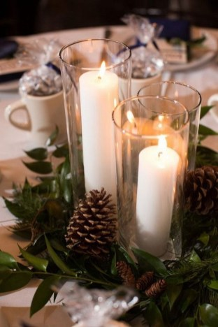 Astonishing Winter Wedding Theme Design Ideas With Winter Inspired 15