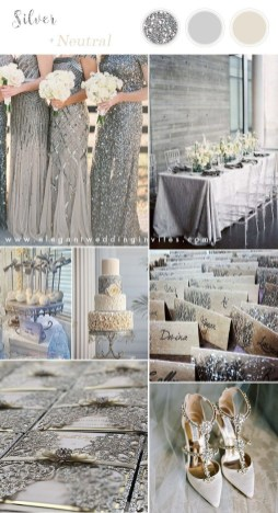 Astonishing Winter Wedding Theme Design Ideas With Winter Inspired 18