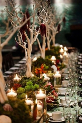 Astonishing Winter Wedding Theme Design Ideas With Winter Inspired 26