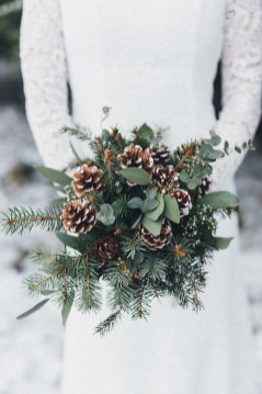 Astonishing Winter Wedding Theme Design Ideas With Winter Inspired 33