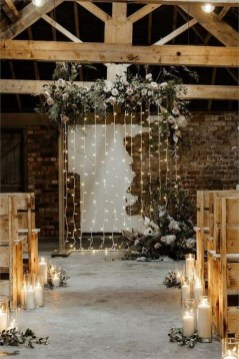 Astonishing Winter Wedding Theme Design Ideas With Winter Inspired 34
