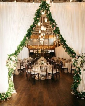 Astonishing Winter Wedding Theme Design Ideas With Winter Inspired 36