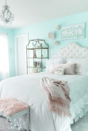 Beautiful Girl Bedroom Design Ideas That Looks So Charming 02