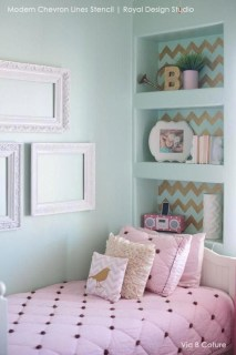 Beautiful Girl Bedroom Design Ideas That Looks So Charming 21