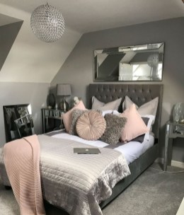 Beautiful Girl Bedroom Design Ideas That Looks So Charming 31