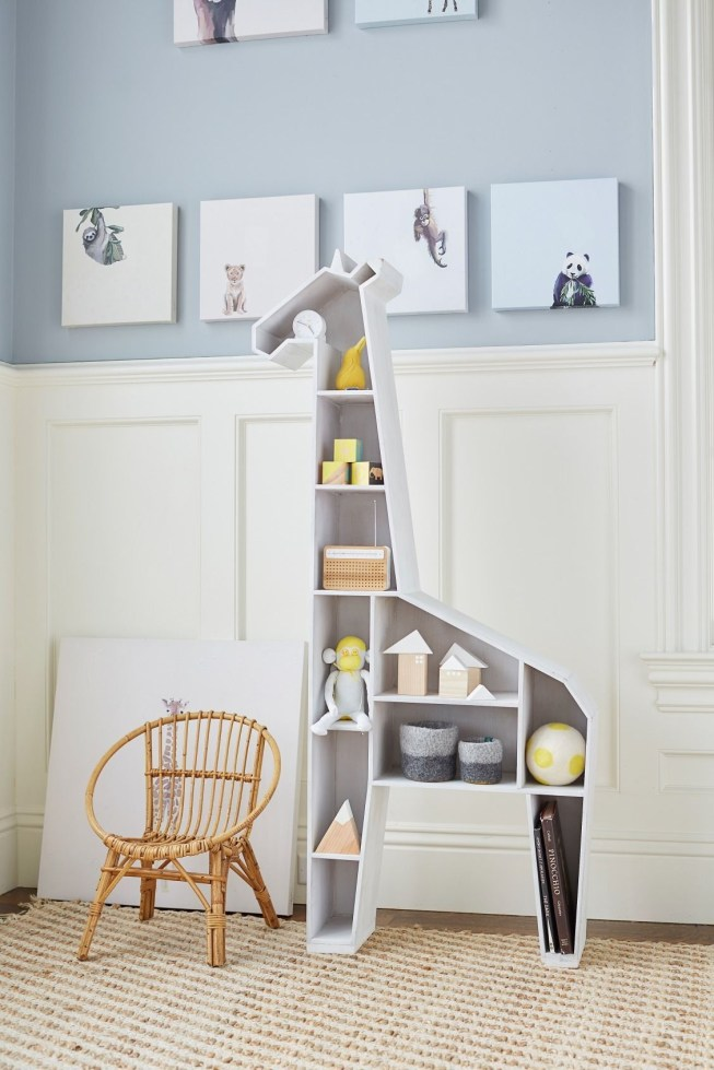 Beautiful Kids Furniture Design Ideas With Animal Shaped That You Must Try 15