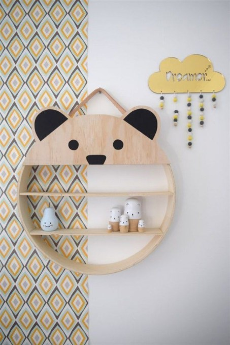 Beautiful Kids Furniture Design Ideas With Animal Shaped That You Must Try 20