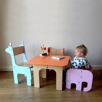 Beautiful Kids Furniture Design Ideas With Animal Shaped That You Must Try 21