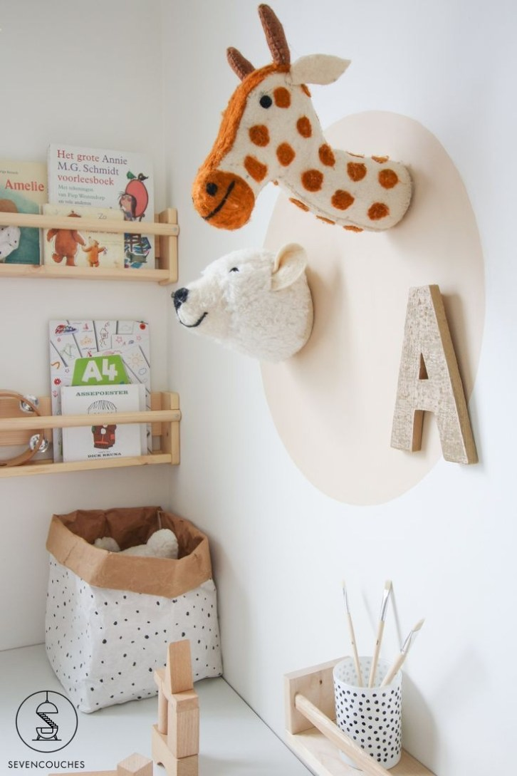 Beautiful Kids Furniture Design Ideas With Animal Shaped That You Must Try 29