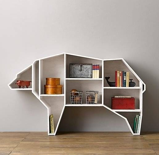 Beautiful Kids Furniture Design Ideas With Animal Shaped That You Must Try 38