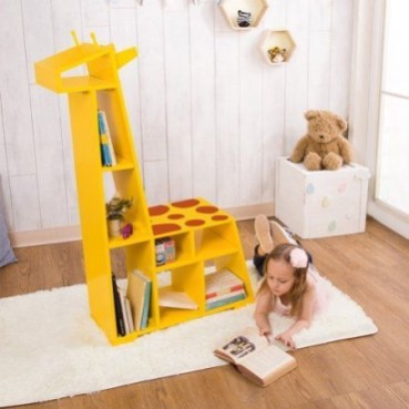 Beautiful Kids Furniture Design Ideas With Animal Shaped That You Must Try 40