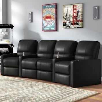 Best Minimalist Home Theater Design Ideas With Sofa Furnitures 05
