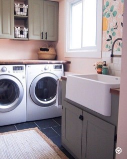 Best Tiny Laundry Spaces Design Ideas That So Functional 10
