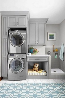 Best Tiny Laundry Spaces Design Ideas That So Functional 15