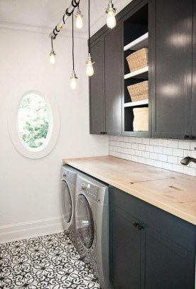 Best Tiny Laundry Spaces Design Ideas That So Functional 17