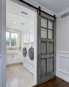 Best Tiny Laundry Spaces Design Ideas That So Functional 31