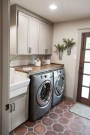 Best Tiny Laundry Spaces Design Ideas That So Functional 48