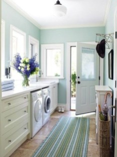 Best Tiny Laundry Spaces Design Ideas That So Functional 50