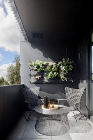 Comfy Balcony Design Ideas To Try Right Now 50
