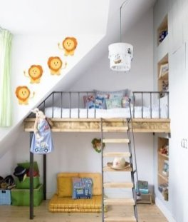 Cozy Basement Renovations Design Ideas For Kids Room That Looks So Awesome 19