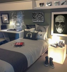 Cozy Bedroom Design Ideas With Music Themed That Everyone Will Like It 14
