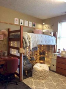 Cozy Dorm Room Design Ideas That Looks More Awesome 04