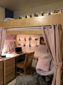 Cozy Dorm Room Design Ideas That Looks More Awesome 29