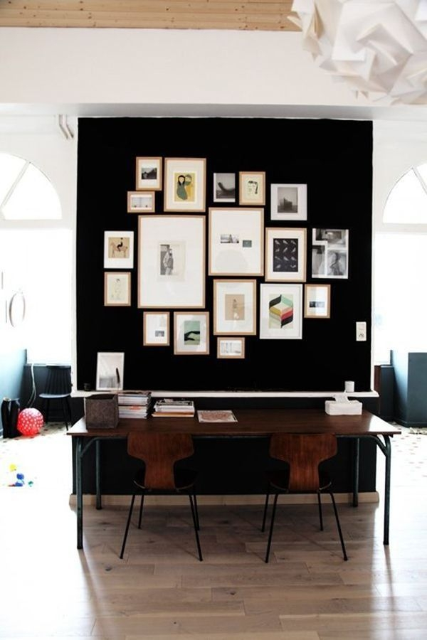 Delicate Two Seat Workspace Design Ideas To Try Right Now 39