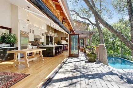 Graceful Mill Valley Residence Design Ideas With Openness Space To Have 24