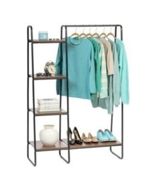 Modern Clothing Racks Design Ideas For Narrow Space To Try Asap 06