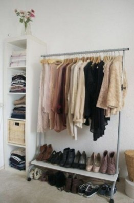Modern Clothing Racks Design Ideas For Narrow Space To Try Asap 16