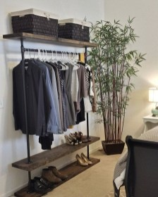 Modern Clothing Racks Design Ideas For Narrow Space To Try Asap 19